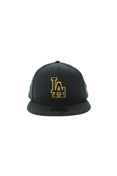 New Era Los Angeles Dodgers Youth Neon Pop 950 Snapback Black