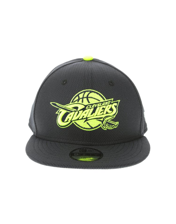 online store 1a696 ee085 New Era Cleveland Cavaliers Youth Neon Pop 9FIFTY Snapback Navy – Culture  Kings