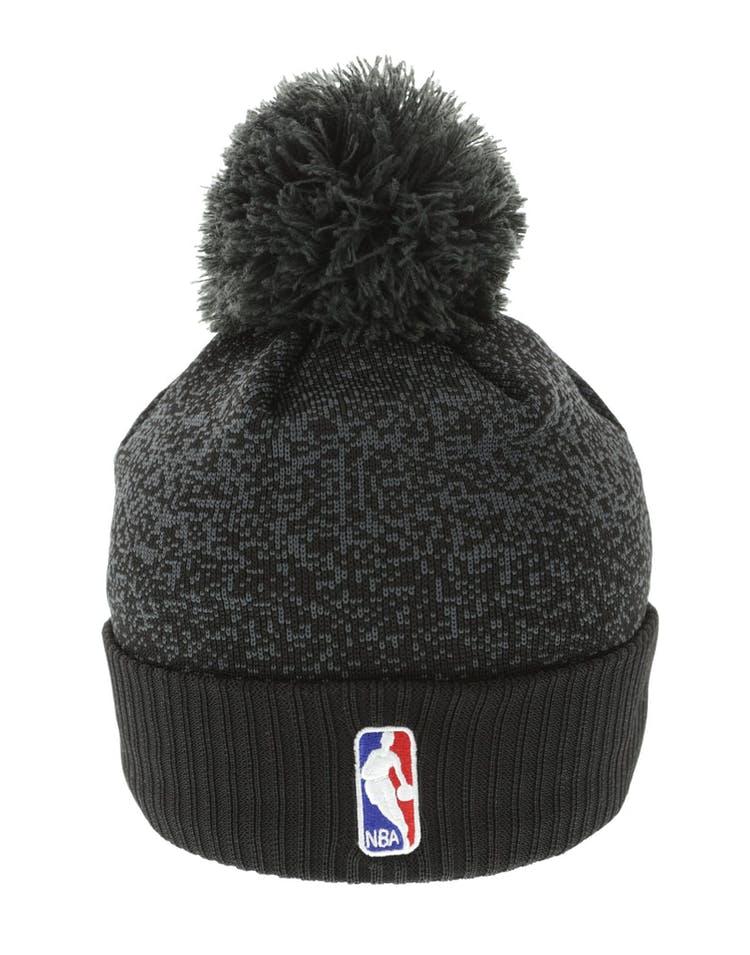 e25b91051 New Era Brooklyn Nets Logo Beanie Black – Culture Kings