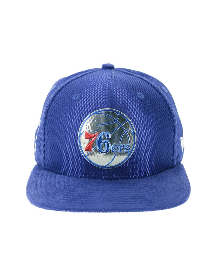 online store 2de66 fc566 New Era Philadelphia 76ers 9FIFTY Original Fit On-Court Collection Dra –  Culture Kings