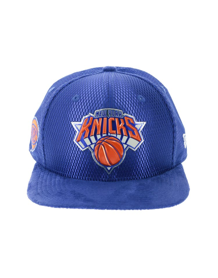 the best attitude 413a0 11fd6 New Era New York Knicks 9FIFTY Original Fit On-Court Collection Draft –  Culture Kings