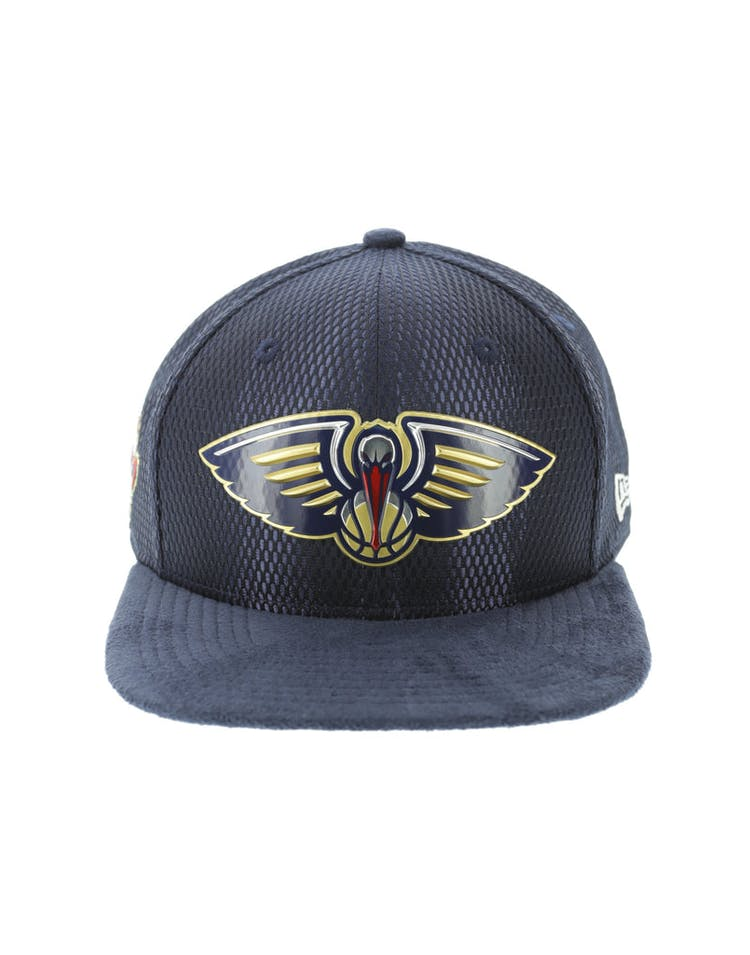 buy online 6950b 39a13 New Era New Orleans Pelicans 9FIFTY Original Fit On-Court Collection D –  Culture Kings