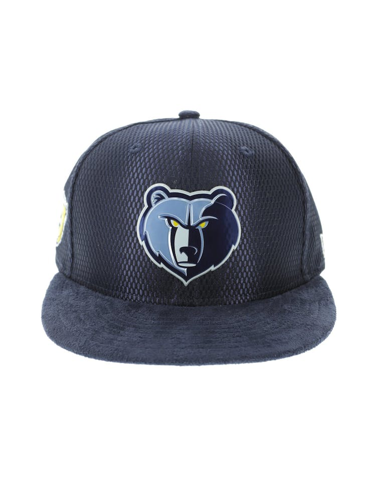 pretty nice 5d0cc 93918 New Era Memphis Grizzlies 9FIFTY On-Court Collection Draft Snapback Na –  Culture Kings