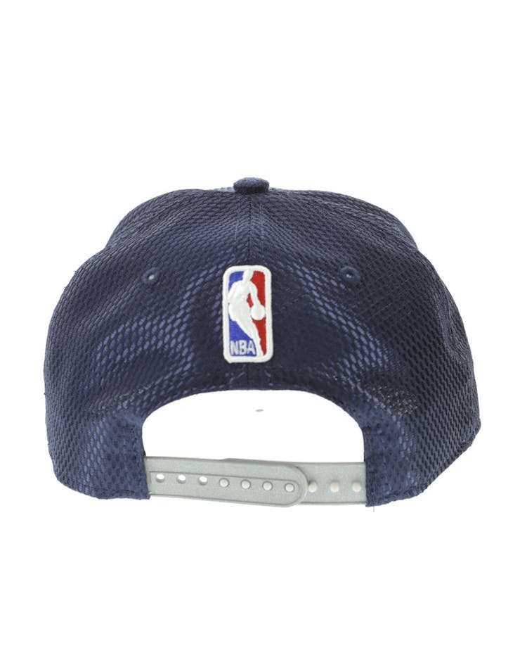 the best attitude 20f3c e6da5 New Era Denver Nuggets 9FIFTY On-Court Collection Draft Snapback Navy