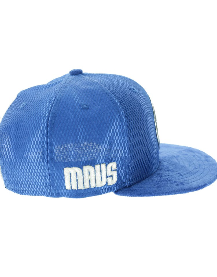 official photos 38db2 5f4f8 New Era Dallas Mavericks 9FIFTY On-Court Collection Draft Snapback Royal