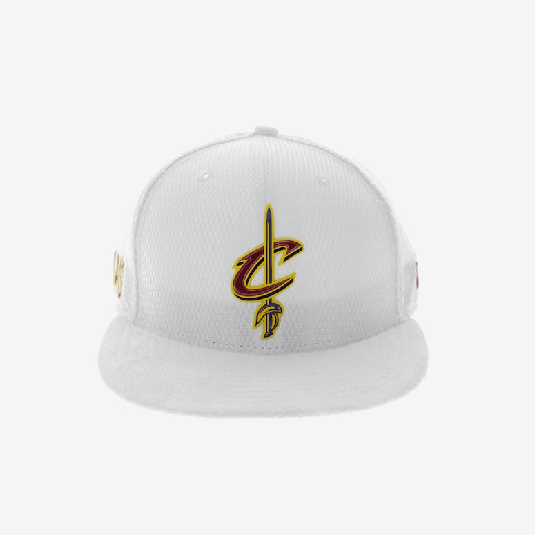 c728d4771 New Era Cleveland Cavaliers 9FIFTY On-Court Collection Draft Snapback –  Culture Kings