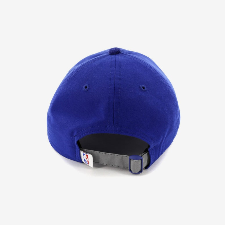 New Era Detroit Pistons 9Twenty Strapback Royal