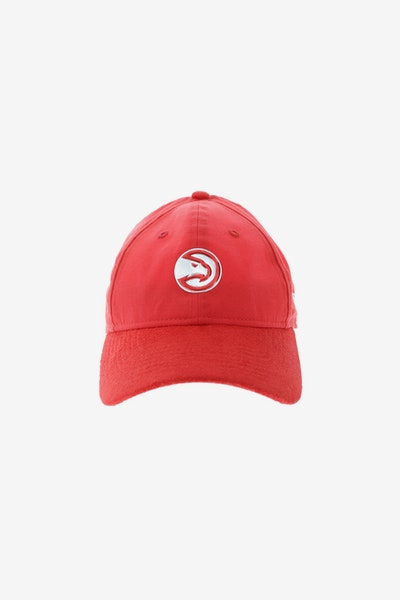 New Era Atlanta Hawks 920 Strapback Red