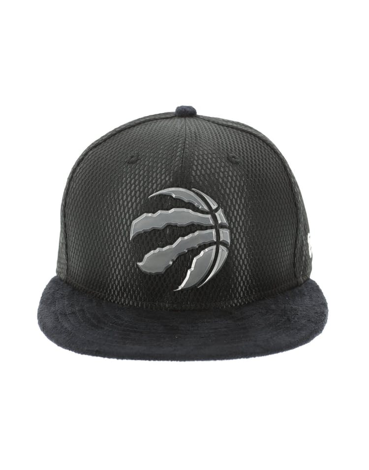 82dafa6f9fe New Era Toronto Raptors 59FIFTY Fitted On-Court Collection Draft Black –  Culture Kings
