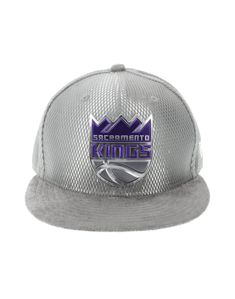 the latest 9bd83 49783 New Era Sacramento Kings 59FIFTY On-Court Collection Draft Grey – Culture  Kings