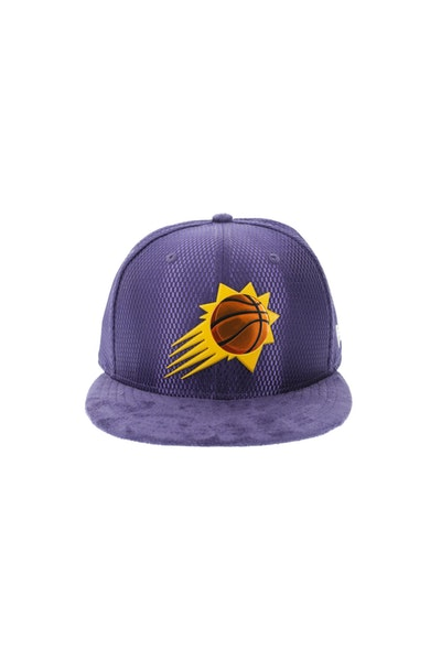 New Era Phoenix Suns 5950 Fitted On-Court Collection Draft Royal