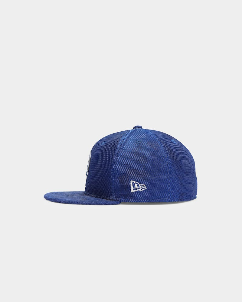 New Era Philadelphia 76ers 59FIFTY On-Court Collection Draft Royal