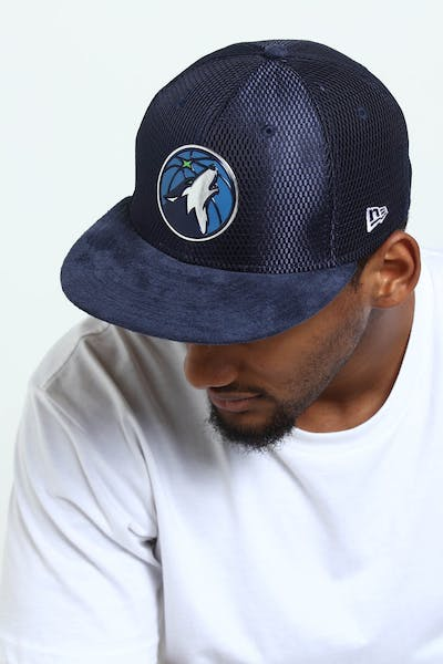New Era Minnesota Timberwolves 59Fifty Fitted Navy