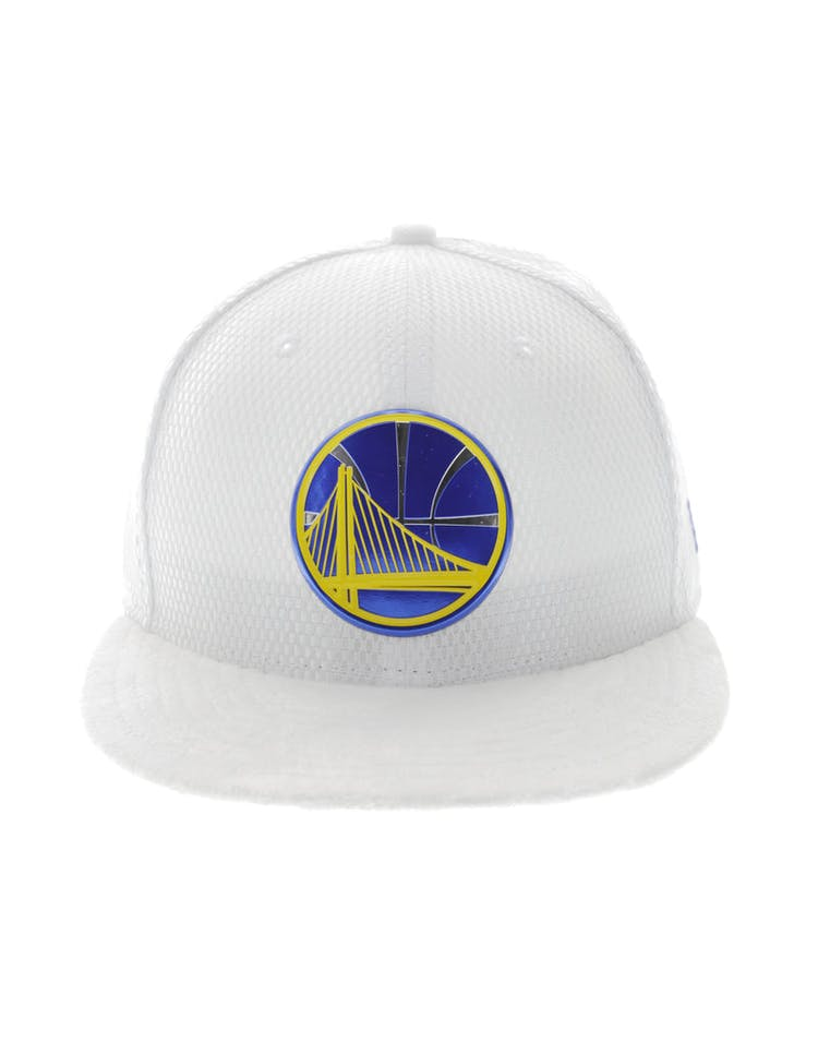 best website a120e 910d2 New Era Golden State Warriors 59FIFTY Fitted On-Court Collection Draft –  Culture Kings