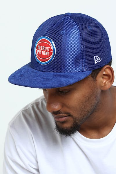 New Era Detroit Pistons 59Fifty Fitted Royal