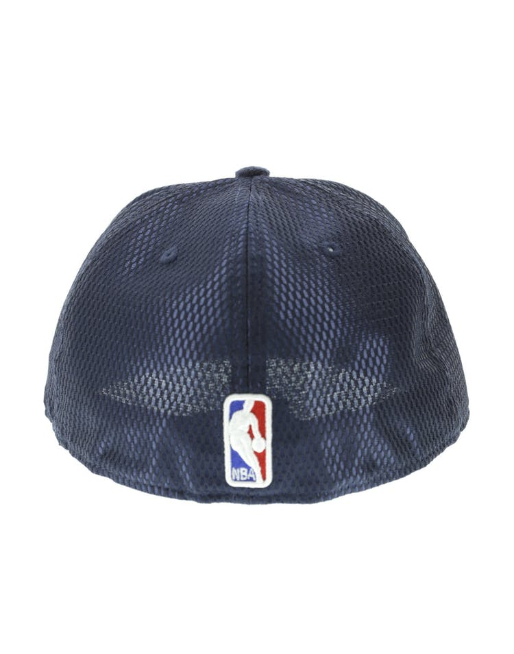 the latest eeb47 76c52 New Era Denver Nuggets 59FIFTY Fitted On-Court Collection Draft Navy