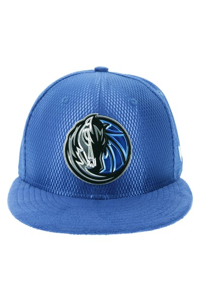 New Era Dallas Mavericks 59FIFTY On-Court Collection Draft Royal