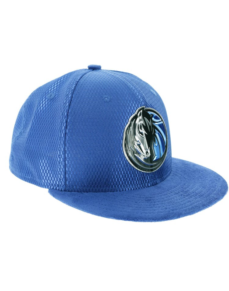 timeless design 09baa e1690 New Era Dallas Mavericks 59FIFTY On-Court Collection Draft Royal