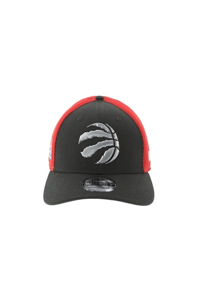 New Era Toronto Raptors Logo 3930 Black