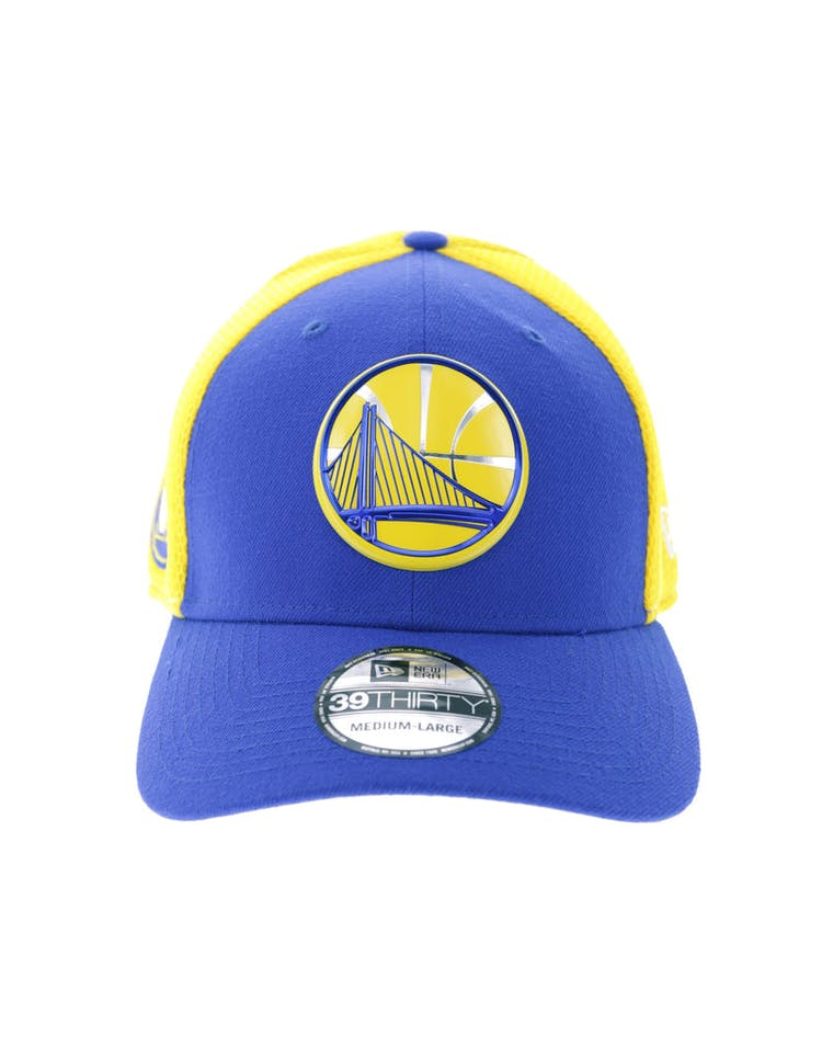 official photos 70104 323ba New Era Golden State Warriors Logo 3930 Fitted Royal – Culture Kings