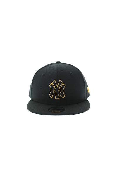 New Era New York Yankees Youth Neon Pop 950 Snapback Black