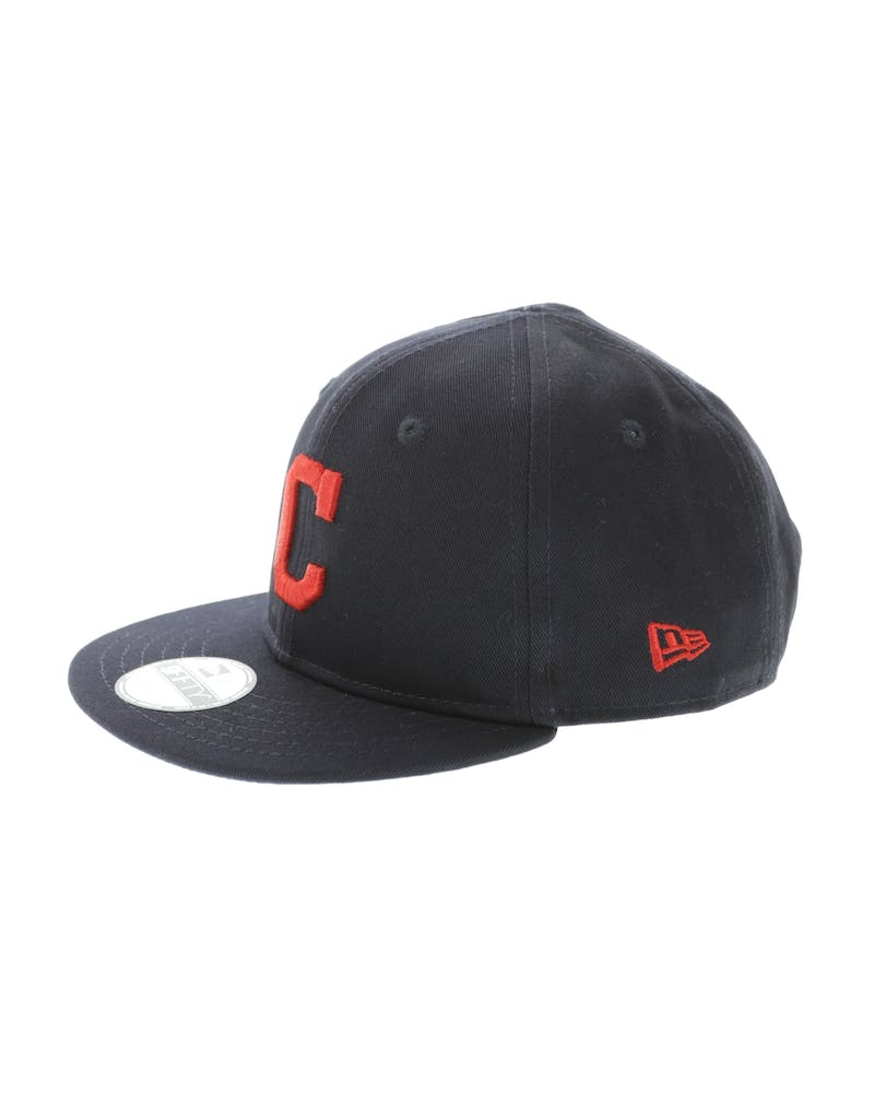 New Era My 1st Cleveland Indians 9FIFTY Snapback Navy