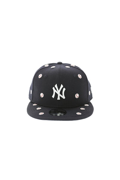 New Era Youth New York Yankees Mini All Over 950 Navy