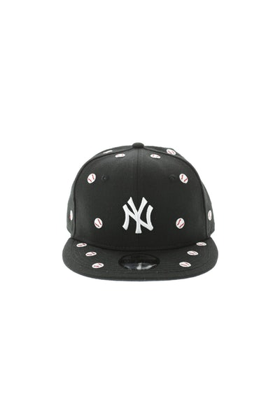 New Era Youth New York Yankees Mini All Over 950 Black