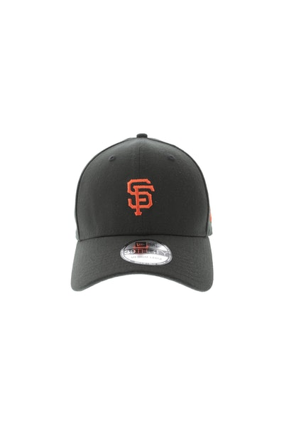 New Era Women's San Francisco Giants 3930 Black