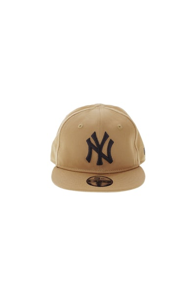 New Era My 1st New York Yankees 950 Snapback Wheat