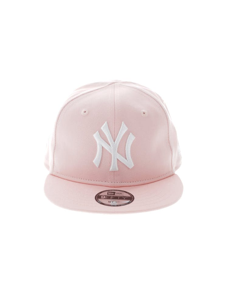 41023d69f New Era My 1st New York Yankees 9FIFTY Snapback Pink