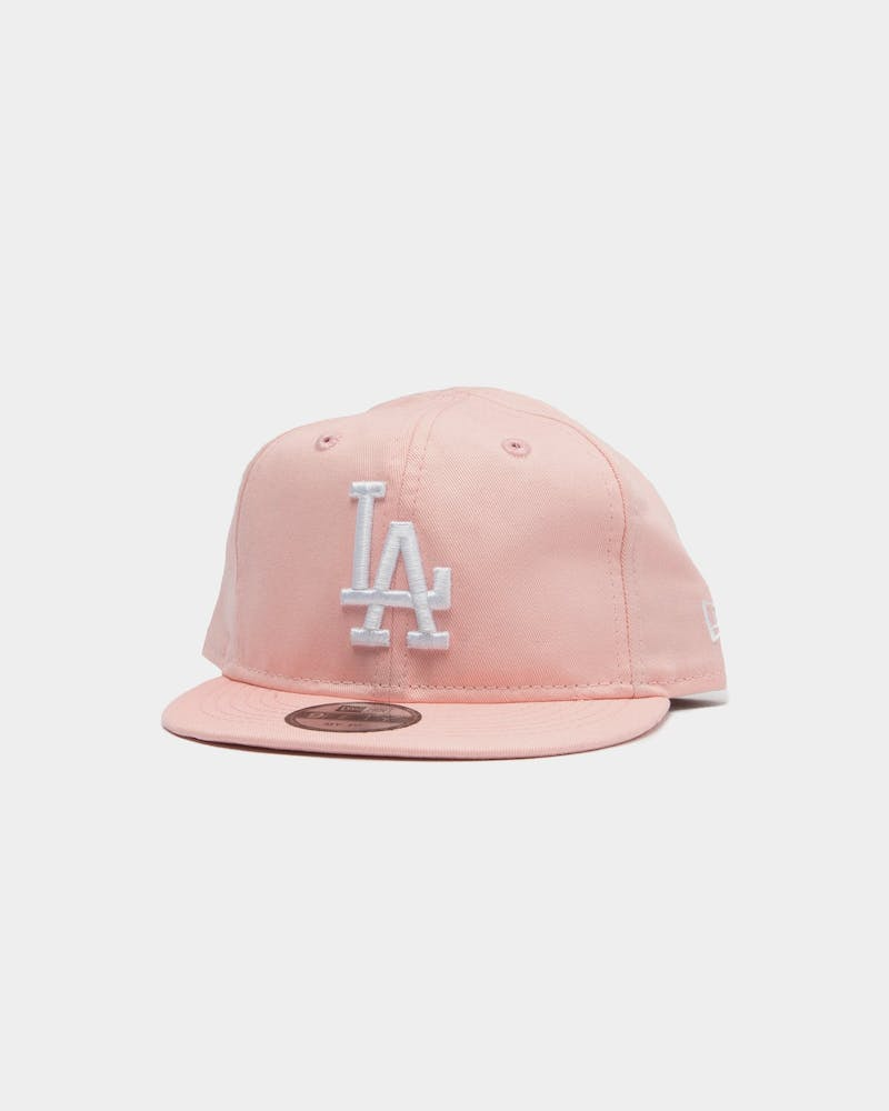 New Era My 1st Los Angeles Dodgers 9FIFTY Snapback Pink