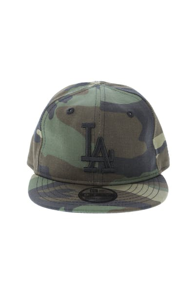 New Era My 1st Los Angeles Dodgers 9FIFTY Snapback Camo