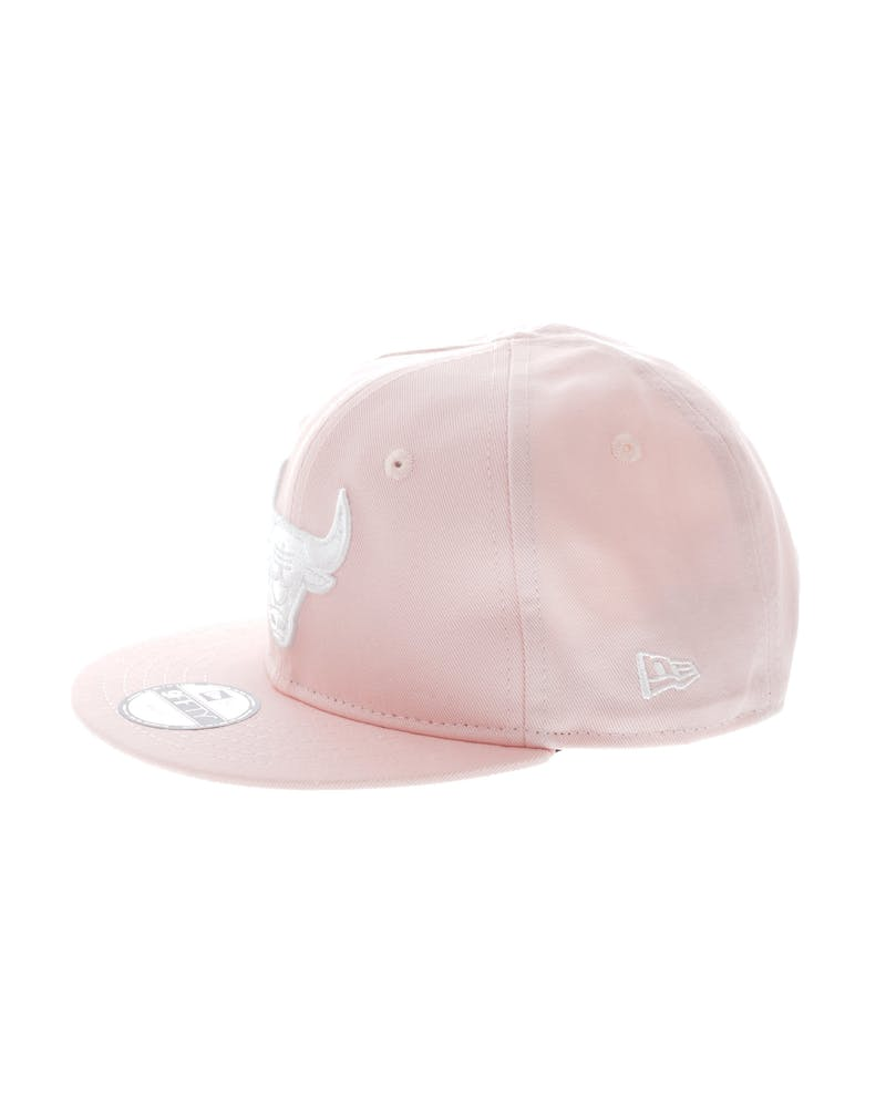 New Era My 1st Chicago Bulls 9FIFTY Snapback Pink