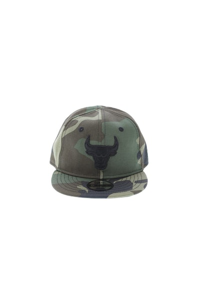 New Era My 1st Chicago Bulls 950 Snapback Camo