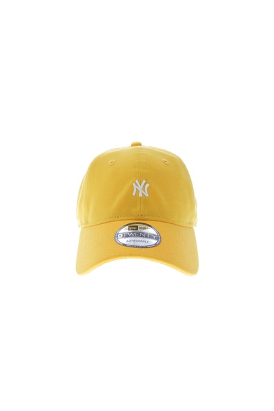 New Era New York Yankees 920 Strapback Yellow