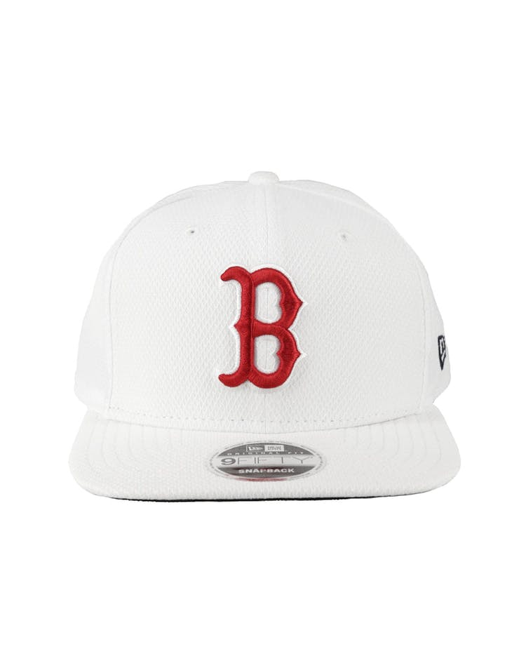 best website ec880 ffce7 New Era Boston Red Sox Original Fit 9FIFTY Snapback White – Culture Kings
