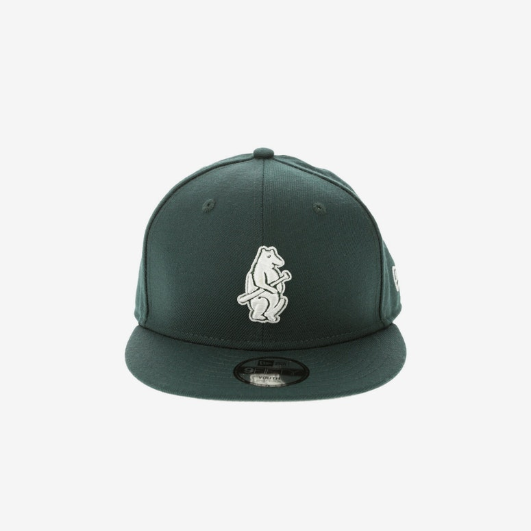 good looking release info on a few days away New Era Chicago Cubs Youth 950 Snapback Dark Green – Culture Kings