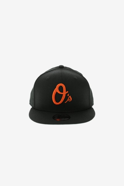 New Era Baltimore Orioles Youth 950 Snapback Black