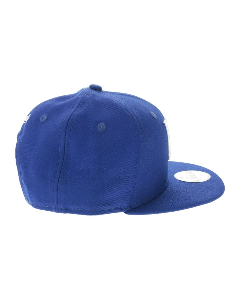 New Era Kansas City Royals Youth 950 Snapback Royal