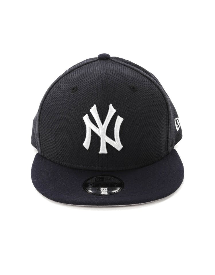 623e441499448d New Era Youth New York Yankees 9Fifty Snapback Navy – Culture Kings