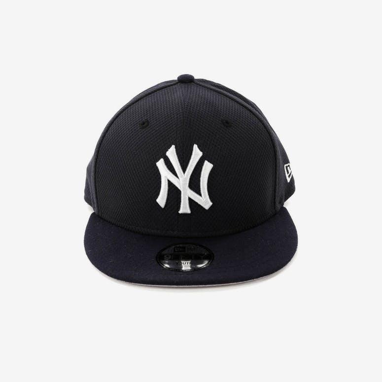 fe99f664670 New Era Youth New York Yankees 9Fifty Snapback Navy – Culture Kings