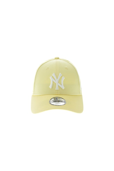 New Era New York Yankees Youth 940 Velcroback Yellow