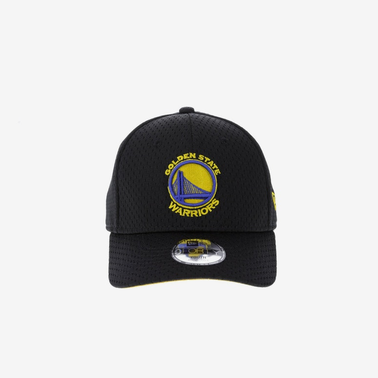 New Era Youth Golden State Warriors 9FORTY Velcroback Black – Culture Kings f3fb14adfdc0