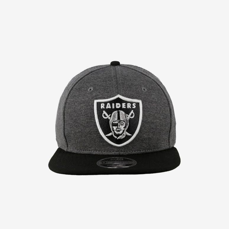 7ca99be658a New Era Oakland Raiders Original Fit 9FIFTY Snapback Charcoal – Culture  Kings