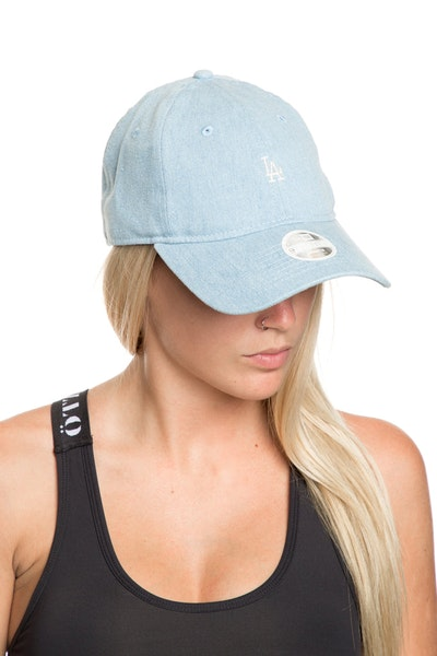 New Era Women's Los Angeles Dodgers 920 Strapback Denim/Navy