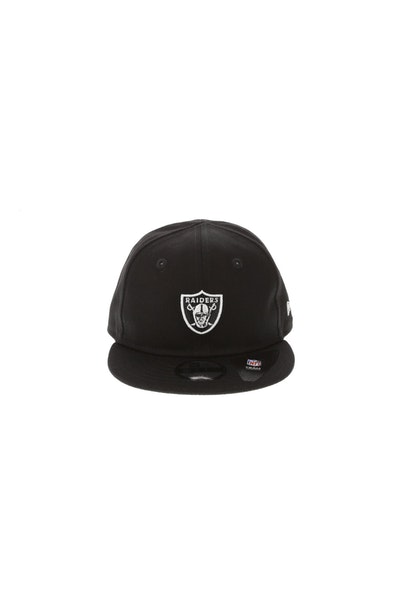 New Era Oakland Raiders My 1st Snapback Black