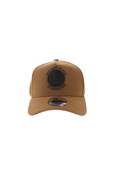 New Era Golden State Warriors 940 A-Frame Snapback Toasted Peanut