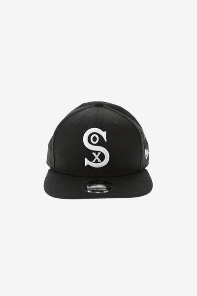e2d8e6c9d5f New Era Chicago White Sox 9FIFTY Original Fit Snapback Black