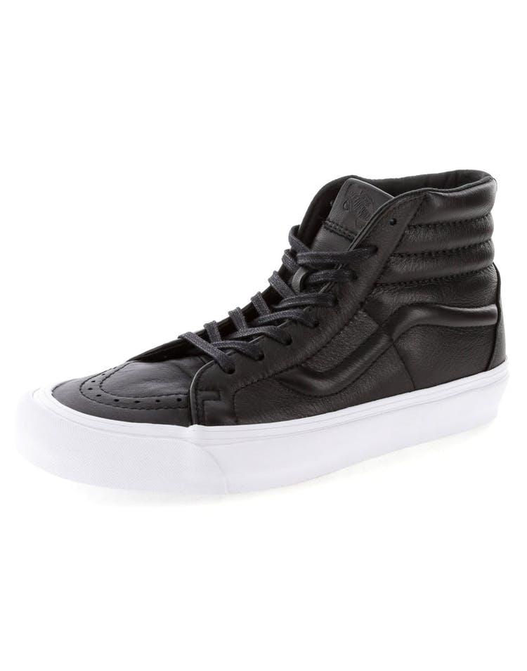03fd7739accd22 Vans SK8 Hi Reissue MLD Black Black White